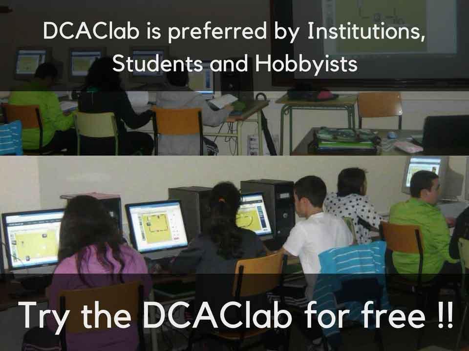 Circuit Simulator Online - DCACLab