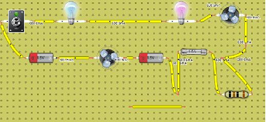 pistol circuit