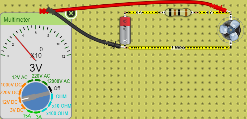 Simple fan circuit with 1ohm resistance