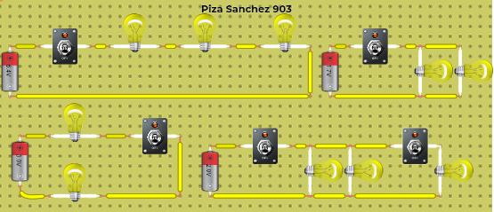 Piza Sanchez 903