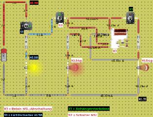 Abschaltung NSL Kl.54g