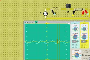 Physics 70 Lab 3 Circuit