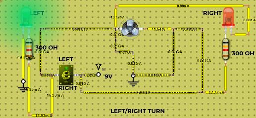 LEFT/RIGHT TURN